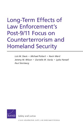 Long-Term Effects of Law Enforcement's Post-9/11 Focus on Counterterrorism and Homeland Security