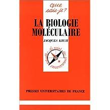 Biologie moléculaire (La)