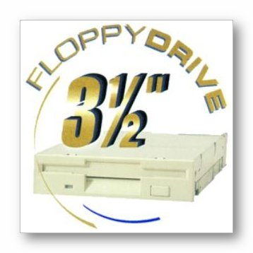 TEACFloppy Drive FD-235HF -floppy Disk Drive – Internal – Floppy Disk – 1.44 Mb