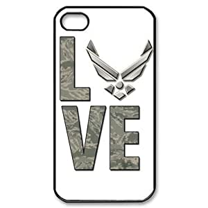 Air Force Hard Case Cover Skin for iphone 4 4s by icecream design