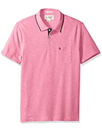 Men's Birdseye Three Button Polo