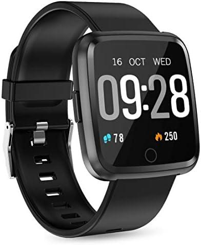 Tigerhu 스마트 워치 2019 년 최신 버전 1.3 인치 활동 량 계 스마트 팔찌 / Tigerhu Smart Watch 2019 Latest 1.3 Inch Activity Meter Smart Bracelet
