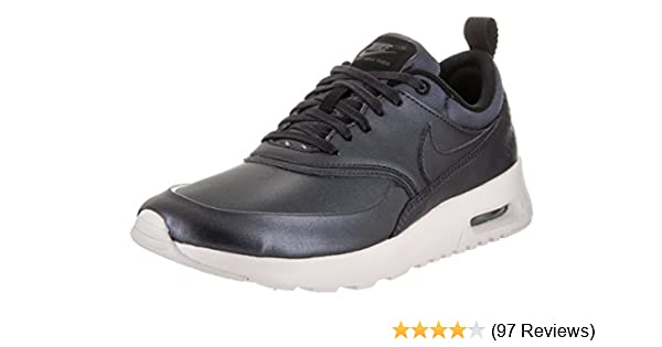 pretty nice 1dcb7 684bc Amazon.com   Nike Women s Air Max Thea SE Running Shoe   Shoes