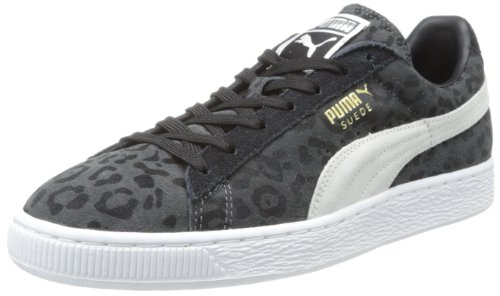 PUMA Suede ANML Fashion Sneaker,Dark Shadow,14.5 M US Women's/13 M US Men's