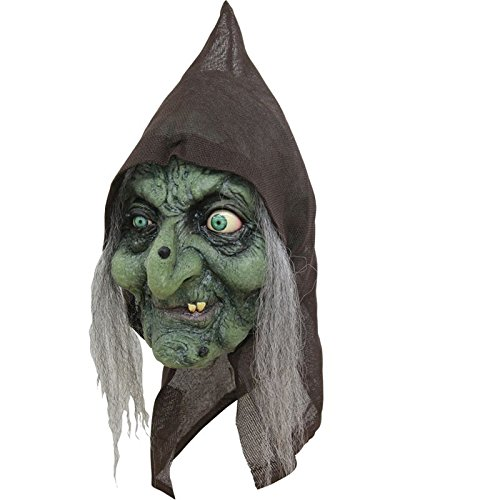 Bruja the Old Hag Witch Mask