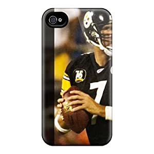 New Style Case Cover UgkSS14244DXLSZ Pittsburgh Steelers Schedule Compatible With Iphone 4/4s Protection Case