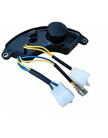 AVR–Regulador de voltaje para grupo electró ...