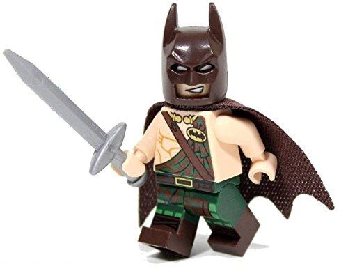 (The LEGO Batman Movie MiniFigure - Tartan Batman (All New for 2017!) )
