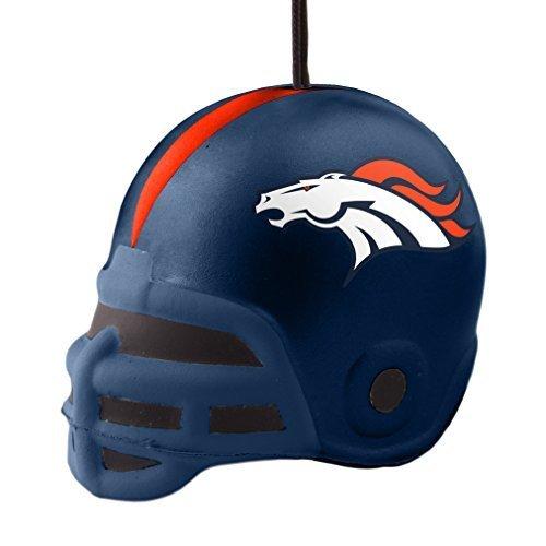 - NFL Denver Broncos Squish Helmet Ornament