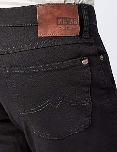 Tramper' Uomo Black Mustang midnight Jeans Nero 4qFgdZ