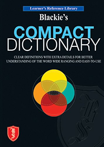 Download Blackie's Compact Dictionary ebook