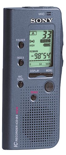 Sony ICD-B5 Digital Voice Recorder by Sony