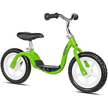 Glide Bikes Kid S Go Glider Balance Bike Blue 16
