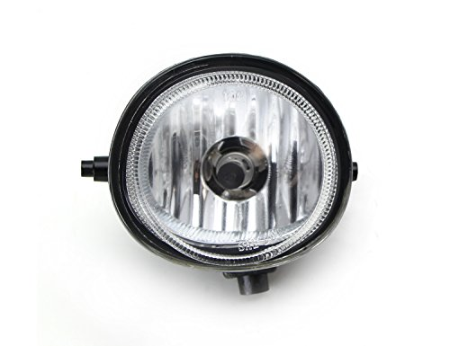Driver side WITH install kit 2006 Volvo XC70 Post mount spotlight 6 inch 100W Halogen -Chrome