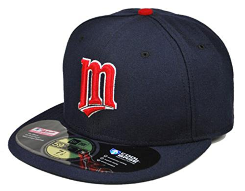 New Era 59Fifty Hat MLB Minnesota Twins 2013 Season