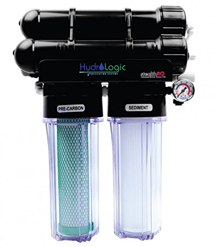 - Hydro-Logic 31040 300-GPD Stealth-RO300 Reverse Osmosis Filter