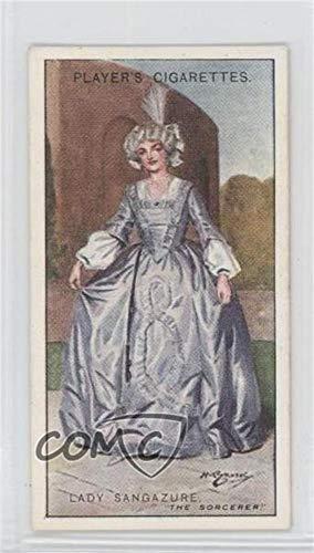(Lady Sangazure (Trading Card) 1927 Player's Gilbert and Sullivan Series 2 - Tobacco [Base])