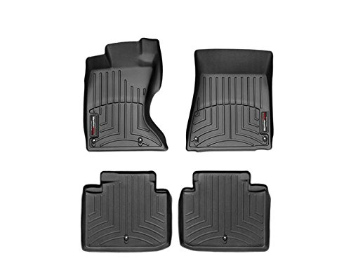 WeatherTech 442061 – 442052 DigitalFit Floorlinerセット B0140MOOLO  - -