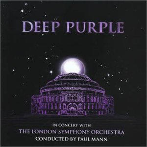 Deep Purple in Concert with the London Symphony Orchestra by Spitfire (Image #1)