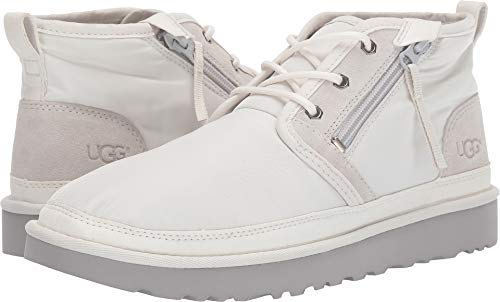UGG Men's Neumel Zip MLT Vaporous Gray 8 D US -
