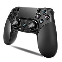 【2020年最新 アマゾン通販】 PS4 コントローラー MAXKU 無線 ...