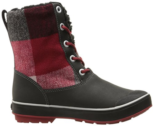 Chaussures Black Randonnée Red Hautes Dahlia KEEN WP Femme de Elsa Noir Boot tqxfRwC