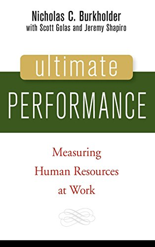Highest Performance: Measuring Human Resources at Work