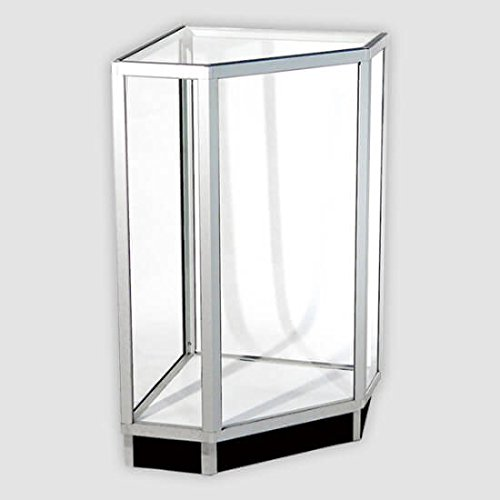Mid-Atlantic Store Fixtures Metal Framed 20'' Sq Opening Corner by Mid-Atlantic Store Fixtures