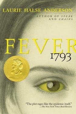 Laurie Halse Anderson: Fever 1793 (Paperback); 2002 Edition