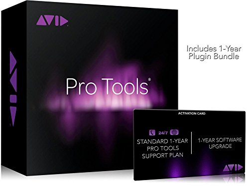 Avid 99357131400 Channel Multitrack Recording Software