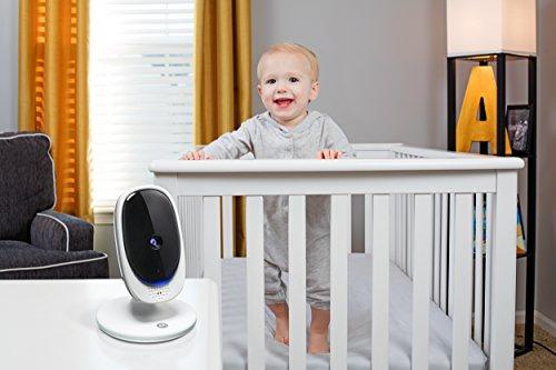 Motorola Comfort 50 Digital Video Audio Baby Monitor post thumbnail