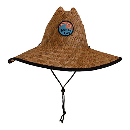 677c8fde979ba Sunga Life Surf Straw Hat for Lifeguard
