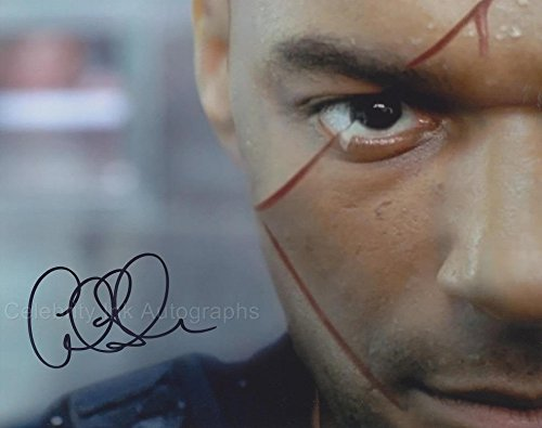 COLIN SALMON as James Shade - Resident Evil: Retribution GENUINE AUTOGRAPH