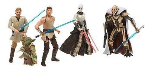 Hasbro Star Wars BATTLEPACK Jedi VS Sith