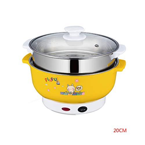 Regard Multifunctional Electric Cooker Mini Heating Pan Stainless Steel Hotpot Noodles Rice Steamer Steamed Eggs Soup Pot Buy Online In Faroe Islands At Desertcart