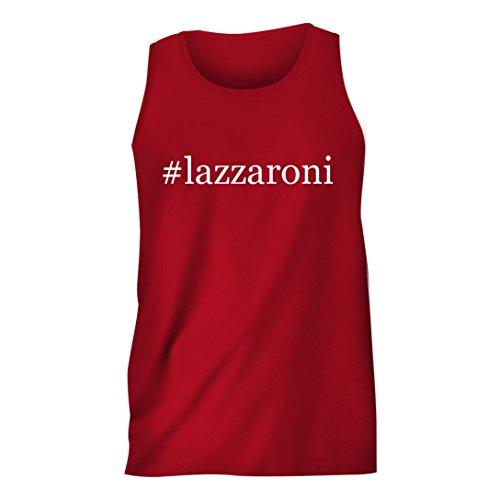 lazzaroni-hashtag-mens-comfortable-humor-adult-tank-top-red-large