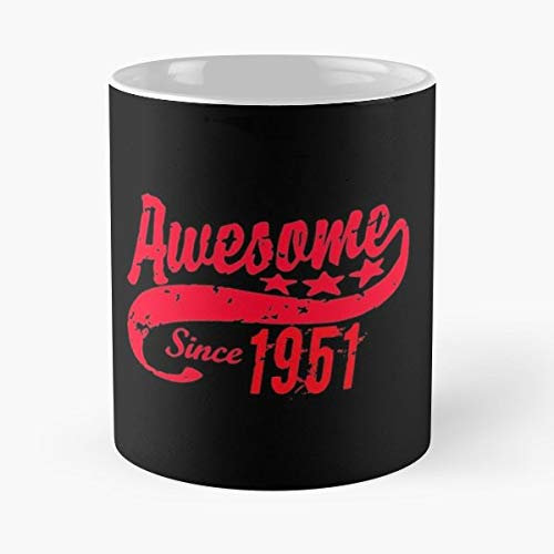 Sevens Group Costumes Ideas - 1951 Awesome Born Present Funny Christmas