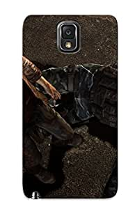 AcYwiRb6034QHdnE New Galaxy Note 3 Case Cover Casing(jodie Holmes And Swat Commander Beyond Two Souls)/ Appearance