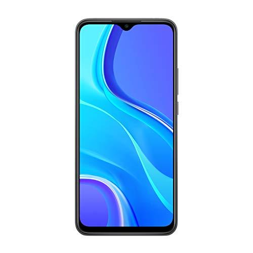 🥇 Redmi 9 Samartphone AI Quad CÁMARA 6.53″ Pantalla Full HD + 5020mAh