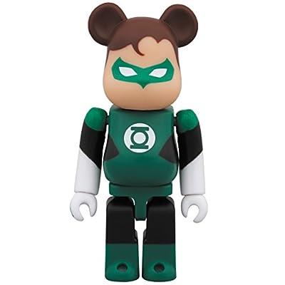 Medicom DC Super Powers: Green Lantern Bearbrick SDCC 2014 Edition Action Figure: Toys & Games