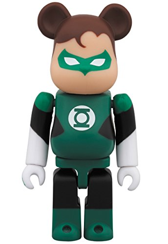 (Medicom DC Super Powers: Green Lantern Bearbrick SDCC 2014 Edition Action Figure)