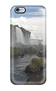 Iphone 6 Plus Case, Premium Protective Case With Awesome Look - Iguazu Waterfalls