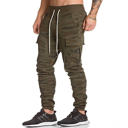 Athletic Cargo Pants - 9