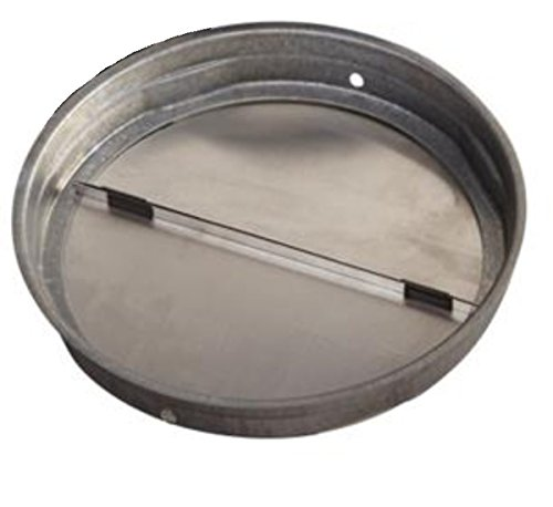 Broan-Nutone BP87Q 7in. Round Damper With Foam For Range Hood
