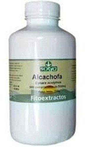 SOTYA Alcachofera 500 comprimidos 500 mg