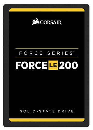 Corsair Memory Only Corsair Force Series LE200 SSD, SATA 6Gbps 120GB 2.5 inches CSSD-F120GBLE200B by Corsair (Image #1)'