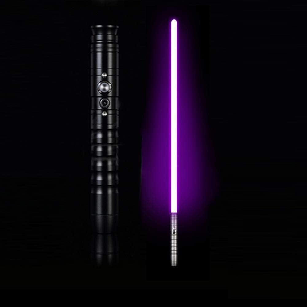 /Ép/ée laser JLKJBH Poign/ée noire Charge USB /Ép/ée lumineuse