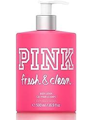 Victoria's Secret Pink Fresh & Clean Body Lotion, 16.9 oz, 500 ml