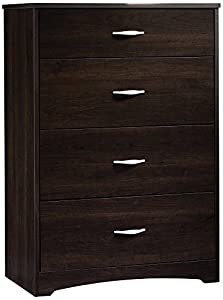 Chest Of Drawers Dresser Cabinet Home Organizer Bedroom Living Room Office Storage Ks Cinnamon Cherry