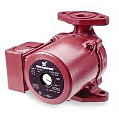 Grundfos UP26-99BF 1/6 HP Recirculator Pump (52722347) by Grundfos
